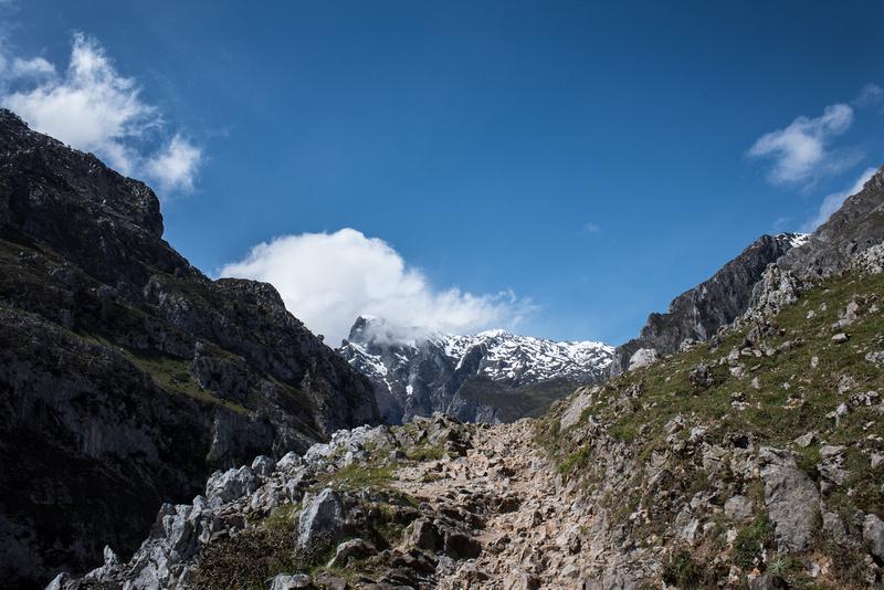 Cares Gorge, Picos de Europa