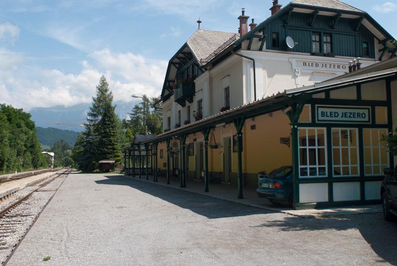 Bled Jezero station